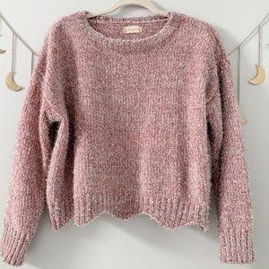 Valentine's Day sweater